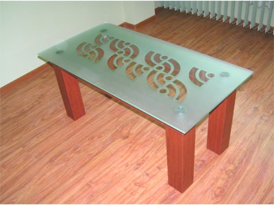 Stained glass Tables. photo 2